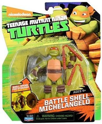 Teenage Mutant Ninja Turtles Battle Shell Mike