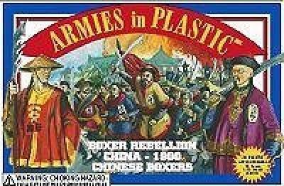 Armies in Plastic Boxer Rebellion China 1900 Boxers (20) 132