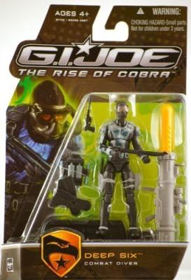 G I Joe The Rise Of Cobra 3 3/4