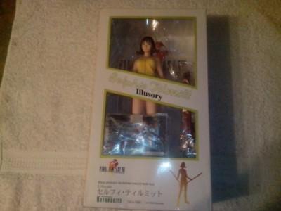 Kotobukiya Final Fantasy Viii Selphie Tilmitt 16 Scale Vinyl