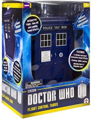 Doctor Who Flight Control Tardis Vehicle