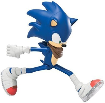 Sega Sonic The Hedgehog Tomy Sonic W/ Running 7