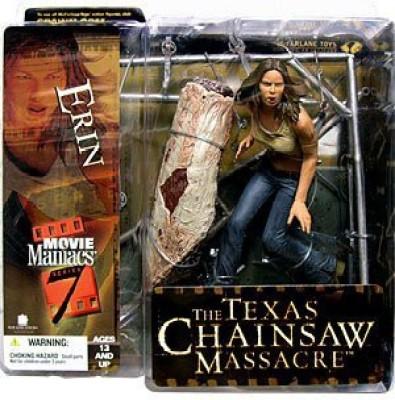Movie Maniacs Mcfarlaneseries 7 Texas Chainsaw Massacre Erin