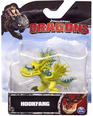 Dreamworks Dragons Trac Ride Onshookfang
