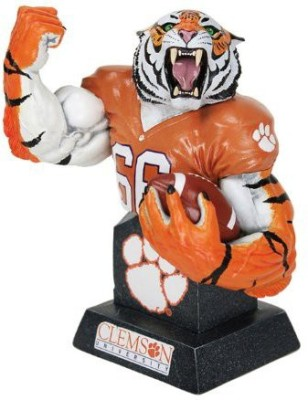 CS Moore Studios Mx Collectibles College Football Clemson Tigers Team