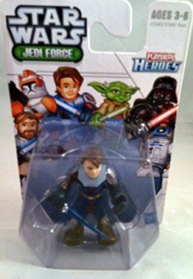 Playskool Heroes Star Wars Jedi Force Anakin Skywalker 25
