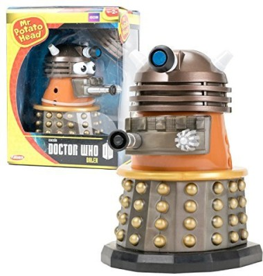 Underground Toys Doctor Who Mr Potato Head Gold Dalek 7