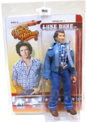 Figures Toy Company Luke Duke Dukes Of Hazzard 8 Inch