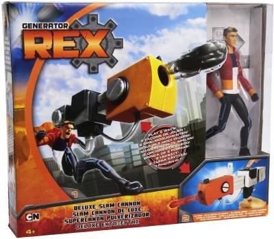 Mattel Generator Rex Deluxe Rex Figure with Slam Cannon