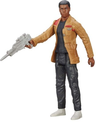 Star Wars First Order Hero Series Action Figure - Finn
