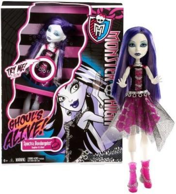 Monster High Spectra Vondergeist Daughter Of A Ghost ~105