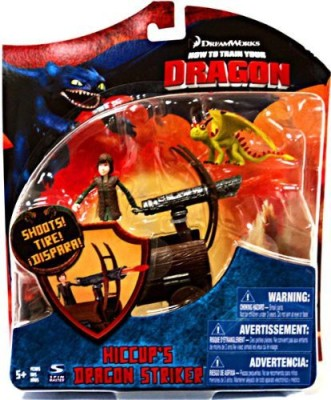 Spin Master How to Train Your Dragon Movie Deluxe Hiccup s Dragon Striker