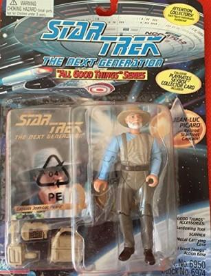 Star Trek The Next Generation Jeanluc Picard Retired Starfleet