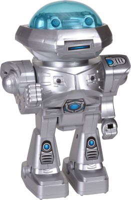 Starmark Battery Operated i-Robot(Grey)