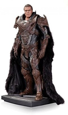 DC COMICS Collectibles Man Of Steel Zod (Variant) Iconic