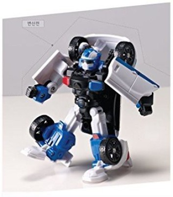 Young Tobot C Mini Transformer Korean Animation Robot Character