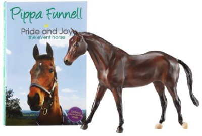 Breyer Pippa Funnell,S Primmore,S Pride Horse And Book