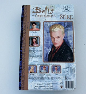 Fandom Limited Edition Vampire Spike Buffy The Vampire Slayer