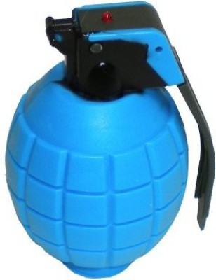 Special Forces Lot Of 4 Kids B/O Grenades For Pretend Play (Blue & Yellow)