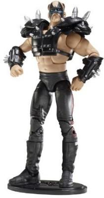Mattel Wwe Legends Road Warrior Hawk Collector