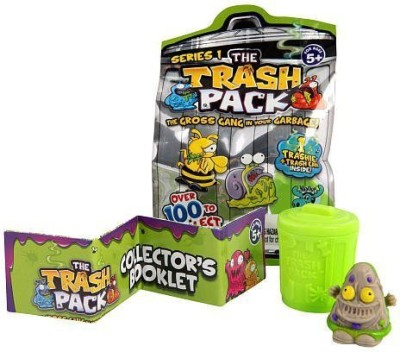 Trash Pack The Series 1 Includes 1 Trashie 1 Trash Can