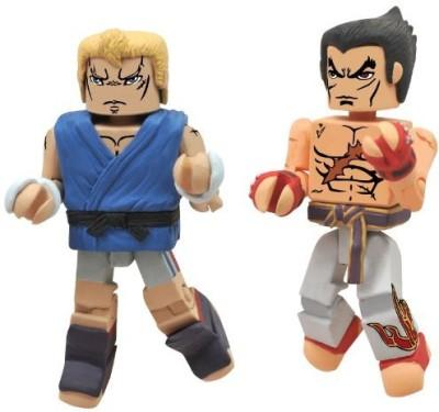Diamond Select S Street Fighter X Tekken Minimates Series 2 Abel