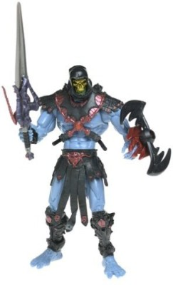 Masters of the Universe He-Man 200X SPIN BLADE SKELETOR MOTU New MOC