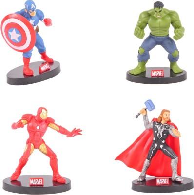 Avengers Captain America ~ Hulk ~ Ironman ~ Thor