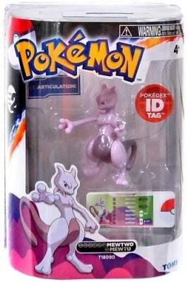 Pokemon Tomy 4 Inch Pvc Series 2 Legendary Mewtwo