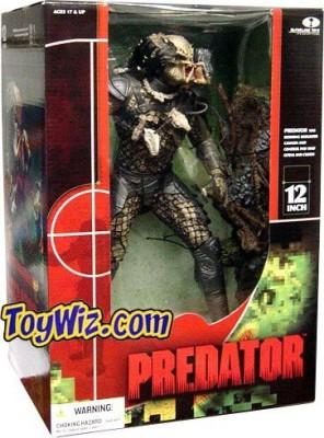 Alien Predator Predator 12In Mcfarlane
