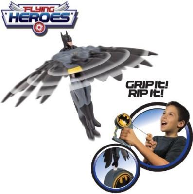 The Bridge Direct Batman Flying Hero