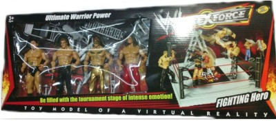 Tabu Wrestling Superstars Action Figures