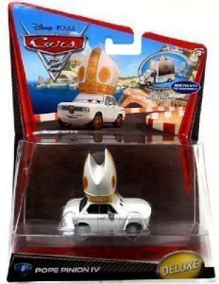 Disney Pixar CARS 2 Movie 155 Die Cast Car Oversized Vehicle Pope Pinion IV