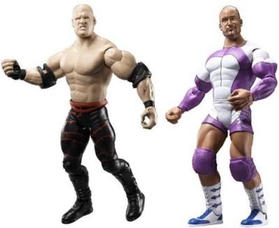 Jakks Pacific Wwe Wrestling Adrenaline Series 25 2Pack Kane & Mvp