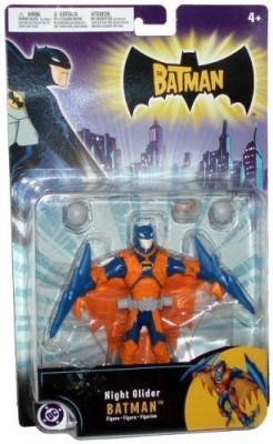 Batman The 2005 5 Inch Tall Night Glider With Night Gogglesbombs