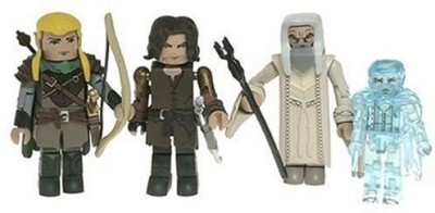 PA Distribution, Inc. Lord Of The Rings Minimates 4Pack