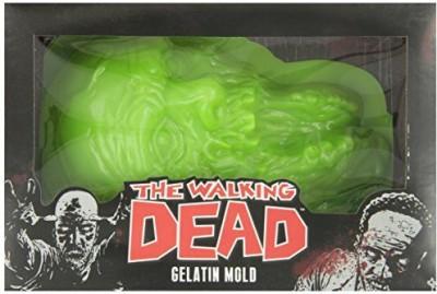 Diamond Select S The Walking Dead Zombie Gelatin Mold