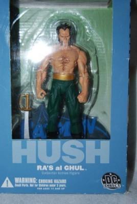 Batman Hush Series 3 Ra,S Al Ghul