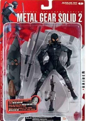 Metal Gear Solid 2 Sons Of Liberty Raiden