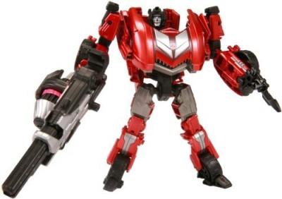 Takara Tomy transformers generations tg10 sideswipe