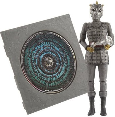 Doctor Who Silurian Warrior Action Figure