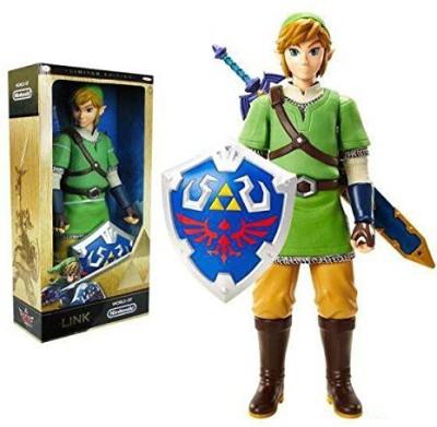 Jakks Pacific Sdcc 2015 Ee Exclusive Legend Zelda Skyward Sword Link