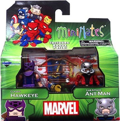 Diamond Select Marvel Minimates Best Of Series 3 Mini 2Pack