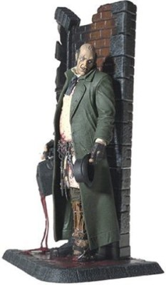 Mcfarlane Toys Monsters Series 3 Faces of Madness Action Figure Jack the Ripper