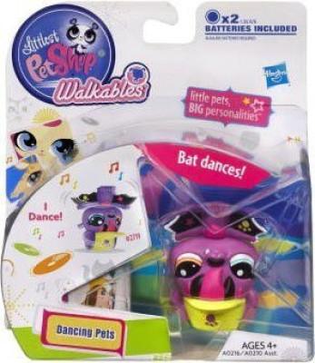 Littlest Pet Shop Walkables Dancing Bat