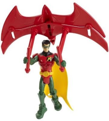 Mattel Batman Tech Glider Robin 4