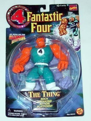Marvel Fantastic Four The Thing Hour