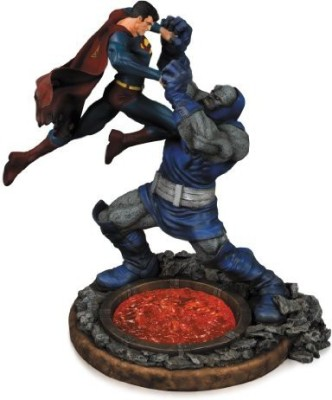 DC COMICS Collectibles Superman Vs Darkseid Statue (Second Edition)
