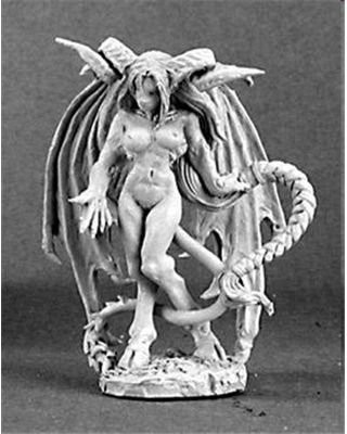 Alliance Games Virina Female Demon Dark Heaven Legends Series