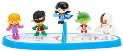 Teen Titans 2012 Sdcc Comic Con Exclusive Tiny Titans Set